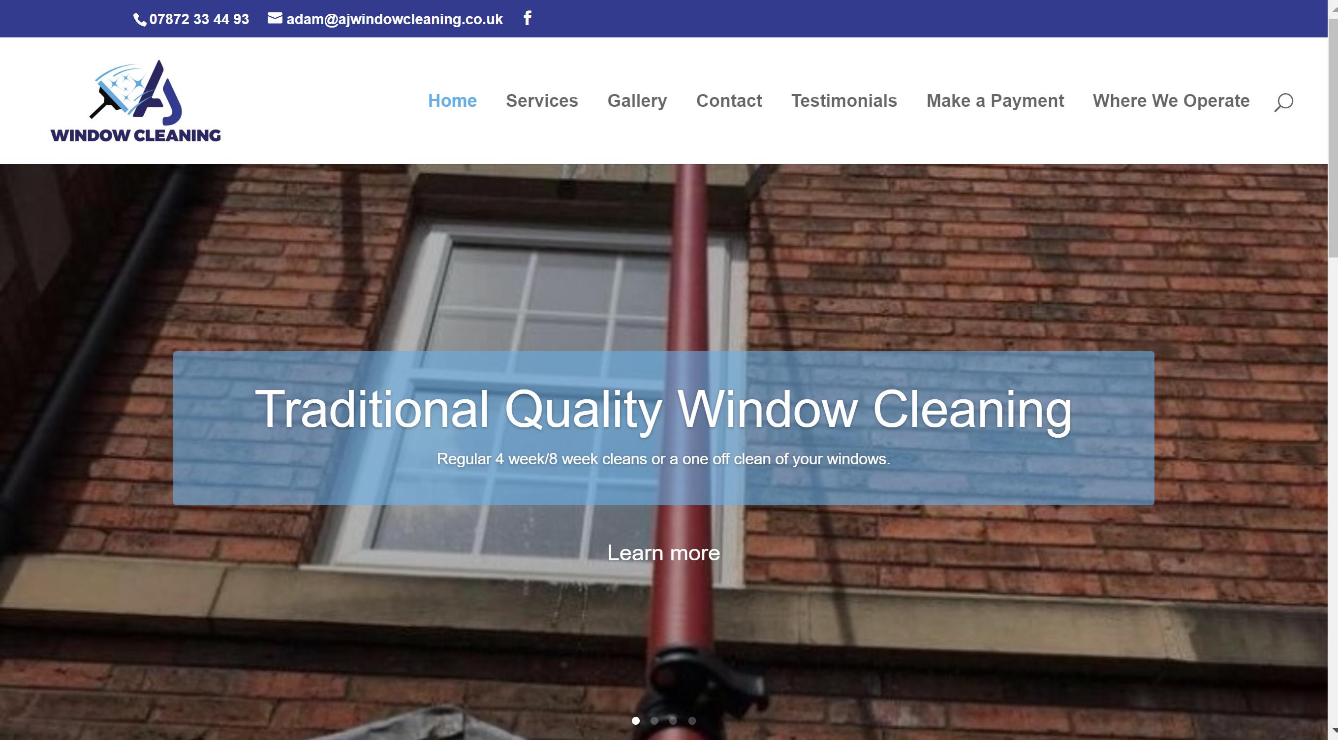 AJ Window Cleaning